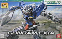 Gundam 00 1/144 HG #01 GN-001 Gundam Exia Model Kit