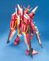 Gundam Seed Destiny 1/100 MG Infinite Justice Z.A.F.GT. Mobile Suit ZGMF-X19A Model Kit
