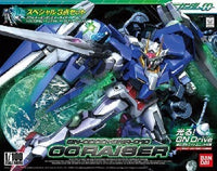 Gundam 00 1/100 #13 NG-0000+GNR-010 OO Raiser Model Kit