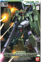 Gundam 00 1/100 #14 NG-006 Cherudim Gundam Cherdim Mobile Suit Model Kit