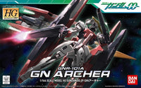 Gundam 00 1/144 HG #29 GNR-101A GN Archer Gundam Model Kit