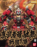 Gundam 1/100 MG Shin Musha Gundam Sengoku No Jin Model Kit