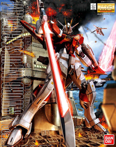 Gundam 1/100 MG Gundam Seed Destiny ZAFT ZGMF-X56S/B Sword Impulse Gundam Model Kit 1