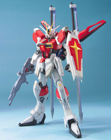 Gundam 1/100 MG Gundam Seed Destiny ZAFT ZGMF-X56S/B Sword Impulse Gundam Model Kit 2