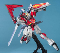Gundam 1/100 MG Gundam Seed Destiny ZAFT ZGMF-X56S/B Sword Impulse Gundam Model Kit 4