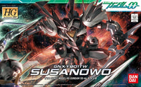 Gundam 00 1/144 HG #46 GNX-Y901TW Susanowo Model Kit