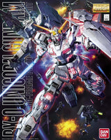 Gundam 1/100 MG RX-0 Unicorn Gundam Full Psycho-Frame Model Kit 1