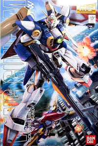 Gundam 1/100 MG Gundam Wing XXXG-01W Wing Gundam Model Kit