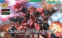 Gundam 1/144 HG 00 #62 GNY-001F Astraea Type-F Model Kit