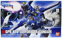 Gunpla Builders 1/144 HG #005 GPB-X78-30 Forever Gundam Model Kit