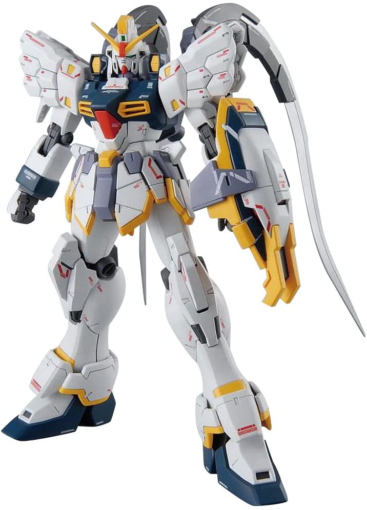 Gundam EW 1/100 MG XXXG-01SR Gundam Sandrock Model Kit