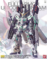 Gundam 1/100 MG Gundam Unicorn RX-0 Full Armor Unicorn Gundam Ver.Ka Model Kit