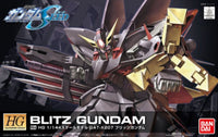 Gundam Seed 1/144 HG #R04 Blitz GAT-X207 Remaster Model Kit Remastered
