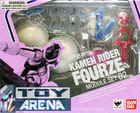 S.H. Figuarts Fourze Module Set 02 Kamen Rider Fourze Action Figure