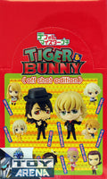Tiger Bunny Off Shot Edition Trading Figures Mini Figures Set of 10 Box Set