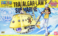 Bandai One Piece Grand Ship Collection #02 Trafalgar Law Submarine Model Kit