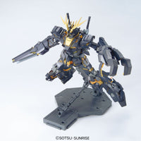 Gundam 1/100 MG Gundam Unicorn RX-0 Unicorn Gundam 02 Banshee Model Kit