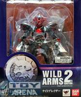 D-Arts Wild Arms 2 Knight Blazer Bandai Action Figure