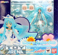 S.H. Figuarts Cure Blossom Super Silhouette Heart Catch Pretty Cure Bandai Limited Action Figure