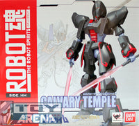 Robot Spirits Damashii Calvary Temple Konoe-Gun Ver. Tamashii Exclusive Action Figure (Item has Shelfware)