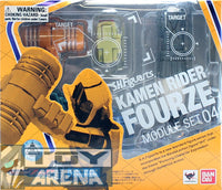 S.H. Figuarts Fourze Module Set 04 Kamen Rider Action Figure