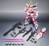 Robot Spirits Damashii Gundam UC Unicorn Psycho Frame Growing Light Stage Set Tamashii Exclusive