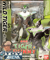 S.H. Figuarts Wild Tiger Movie Edition Tiger & Bunny Action Figure Exclusive