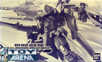 Gundam Unicorn 1/144 HGUC MSN-001A1 Delta Plus Inner Space Clear Ver. Bandai Shop Exclusive