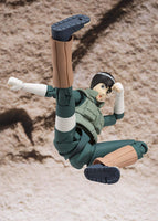 S.H. Figuarts Naruto Rock Lee Action Figure 2
