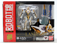 Robot Spirits Damashii #131 Lancelot Code Geass Knight Mare Frame Z-01 Action Figure SHELF WEAR