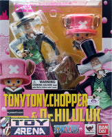 Figuarts Zero - Tony Tony Chopper & Dr. Hiriluk Hiluluk One Piece Figure