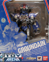 S.H. Figuarts Fourze Groundain Kamen Rider Tamashii Limited Action Figure