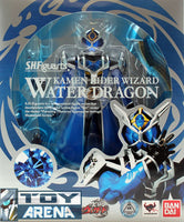 S.H. Figuarts Masked Kamen Rider Wizard Water Dragon Bandai Exclusive Action Figure