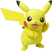 S.H. Figuarts Pikachu Pokemon Action Figure
