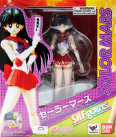 S.H. Figuarts Sailor Mars Sailor Moon Action Figure