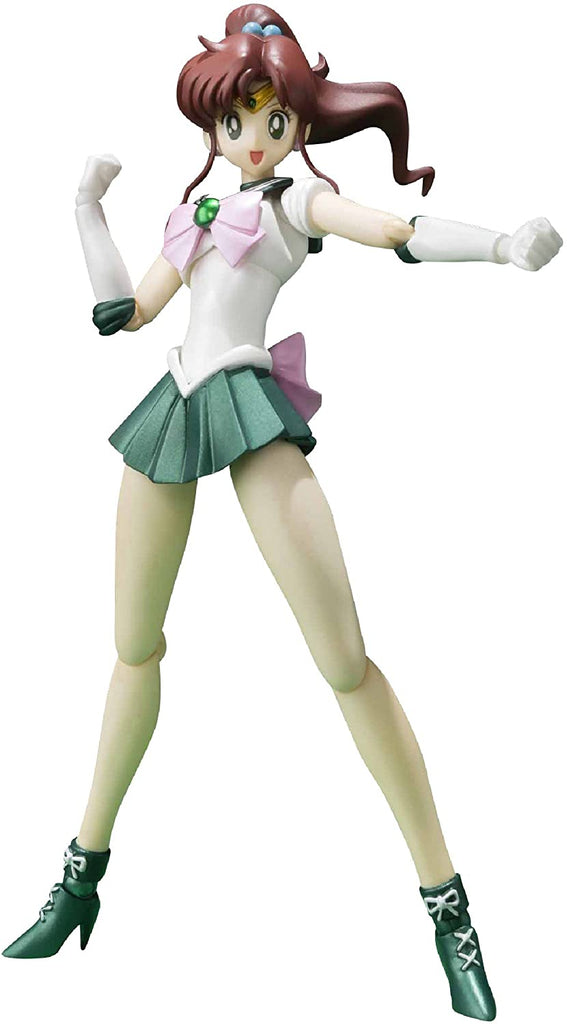 S.H. Figuarts Sailor Jupiter Sailor Moon Action Figure