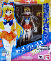 S.H. Figuarts Sailor Venus Sailor Moon Action Figure