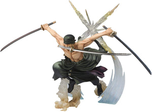Figuarts Zero - One Piece Roronoa Zoro Battle Version Rengoku Onigiri 1