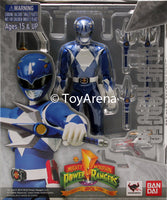 S.H. Figuarts Mighty Morphin Power Rangers Blue Ranger Action Figure