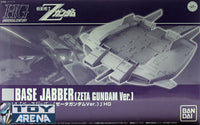Gundam Unicorn 1/144 HGUC Base Jabber Zeta Gundam Ver. Sub Flight System Model Kit