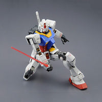 Gundam 1/100 MG Gundam 0079 RX-78-2 Ver. 3.0 Gundam Model Kit