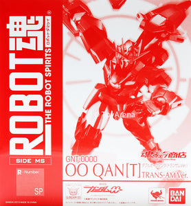 Robot Spirits Damashii SP GNT-0000 OO Qan[T] Quanta Trans-Am Ver Action Figure Exclusive