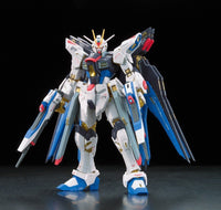 Gundam 1/144 RG #14 Gundam Seed Destiny ZGMF-X20A Strike Freedom Gundam Model Kit