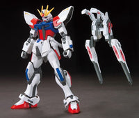 Gundam 1/144 HGBF #009 Build Fighters GAT-X105B/ST Star Build Strike Gundam Plavsky Wing Model Kit