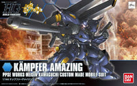Gundam 1/144 HGBF #008 Build Fighters Kampfer Amazing Model Kit