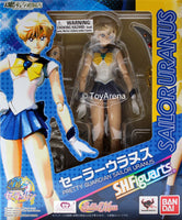 S.H. Figuarts Sailor Uranus Sailor Moon Action Figure