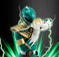 Figuarts Zero Mighty Morphin Power Rangers Green Ranger Statue Figure