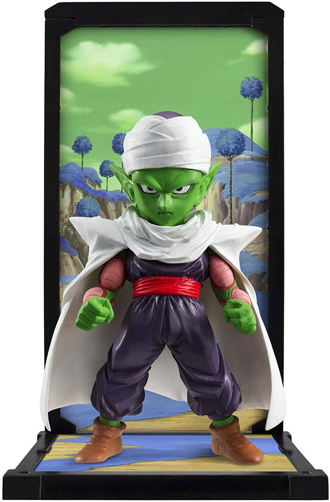 Bandai Tamashii Nations Tamashii Buddies Dragon Ball Z Piccolo Mini Statue 1