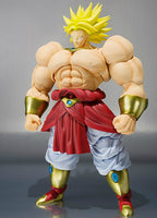 S.H. Figuarts Dragon Ball Z Legendary Super Saiyan Broly Action Figure