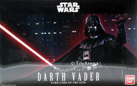 Star Wars 1/12 Scale Darth Vader Dark Lord of the Sith Model Kit